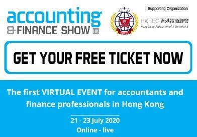 Accounting & Finance Show Virtual Hong Kong 2020