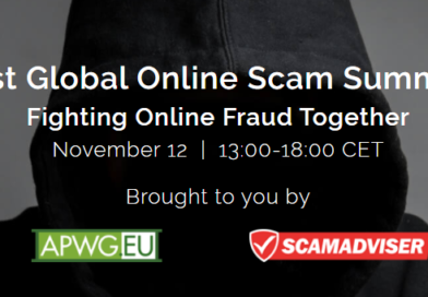 1st Global Online Scam Summit