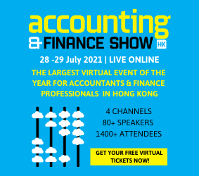 Accounting & Finance Show Hong Kong 2021