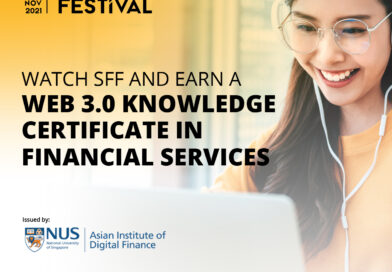Watch SFF and Earn a Web 3.0 Knowledge Certificate